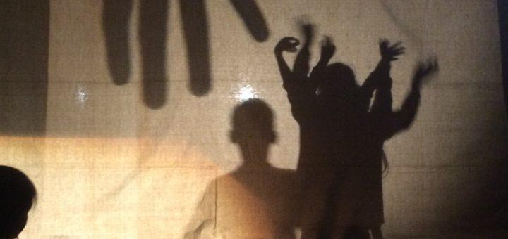 CyberOmbre : Théâtre d'ombre avec les jeunes pour repenser le numérique, Ecole PARATTE, les 14 et 15 puis les 25 et 26 mars 2019, Maison des 3 Quartiers, Vidéos des spectacles