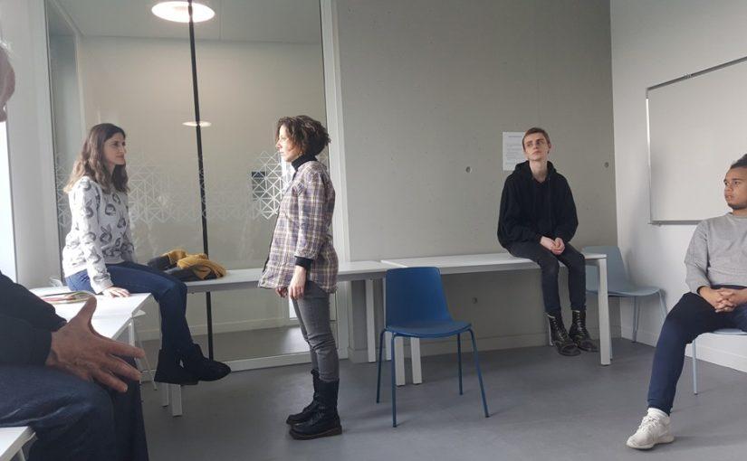 """Performance """"En attendant,…"""",  Module Innovant Pédagogique ArTeC"""